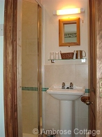 Ensuite toilet/shower